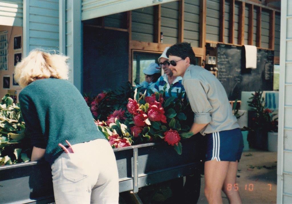 GoodSport's History: Flower Production