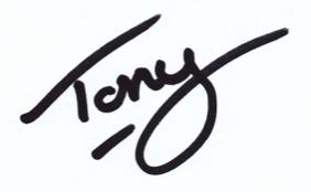 Tony Lett GoodSport Founder